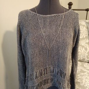 Abercrombie and Fitch boho sweater